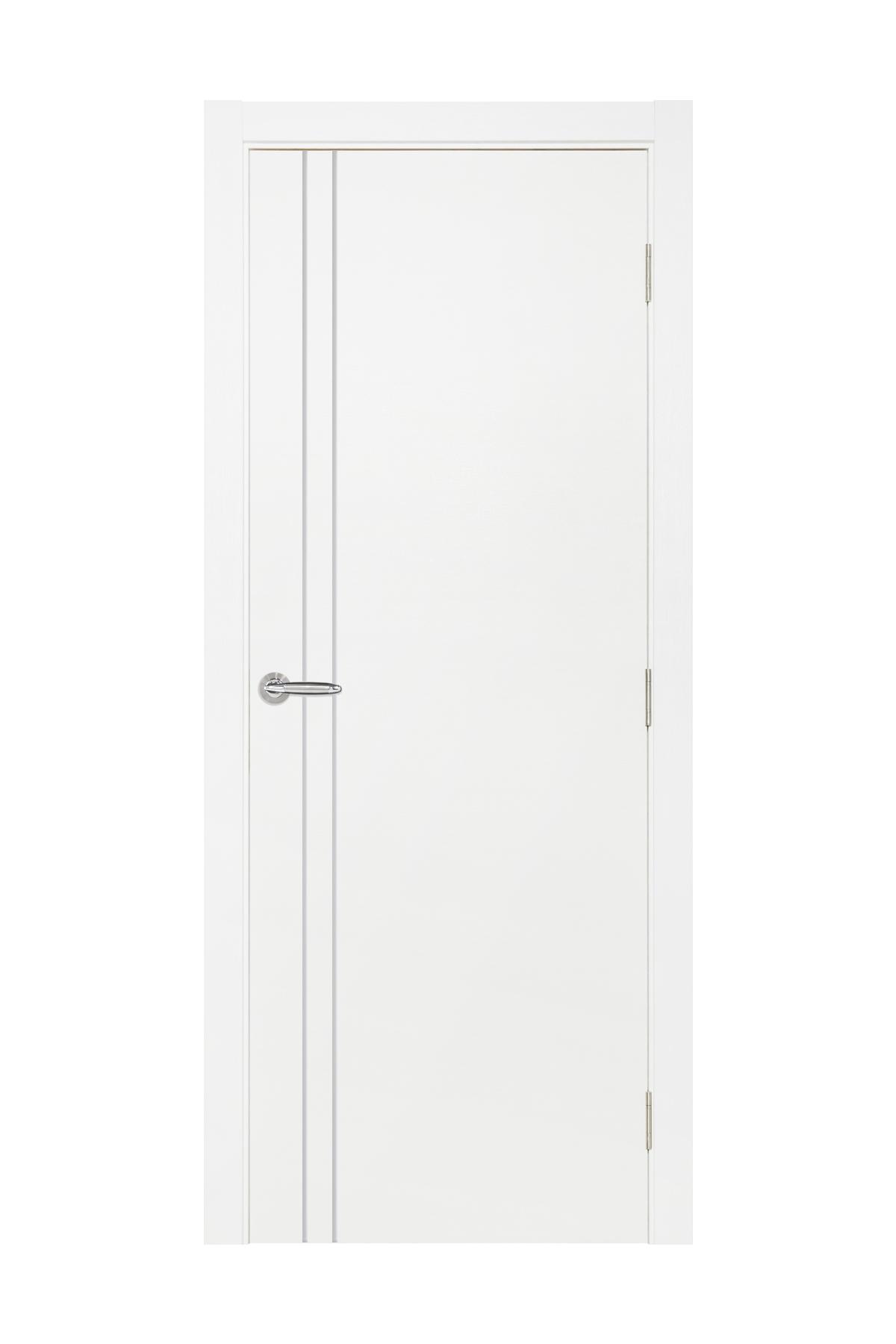 Smart 002 White Cortex Wood Interior Door