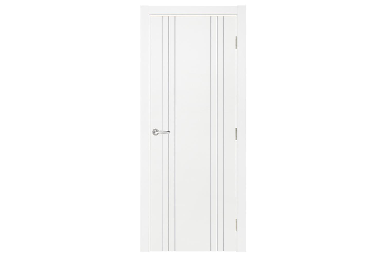 Smart 022 White Cortex Wood Interior Door