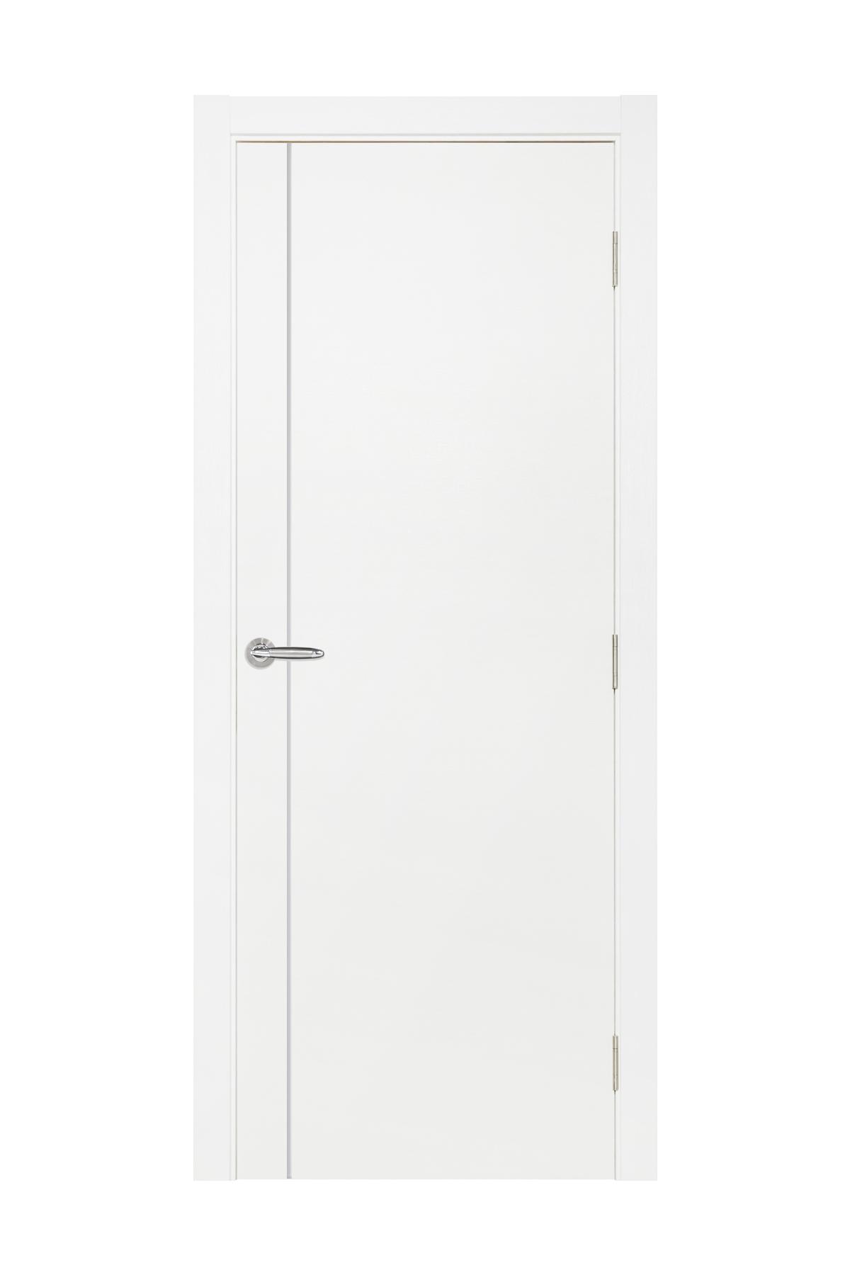 Smart 003 White Cortex Wood Interior Door