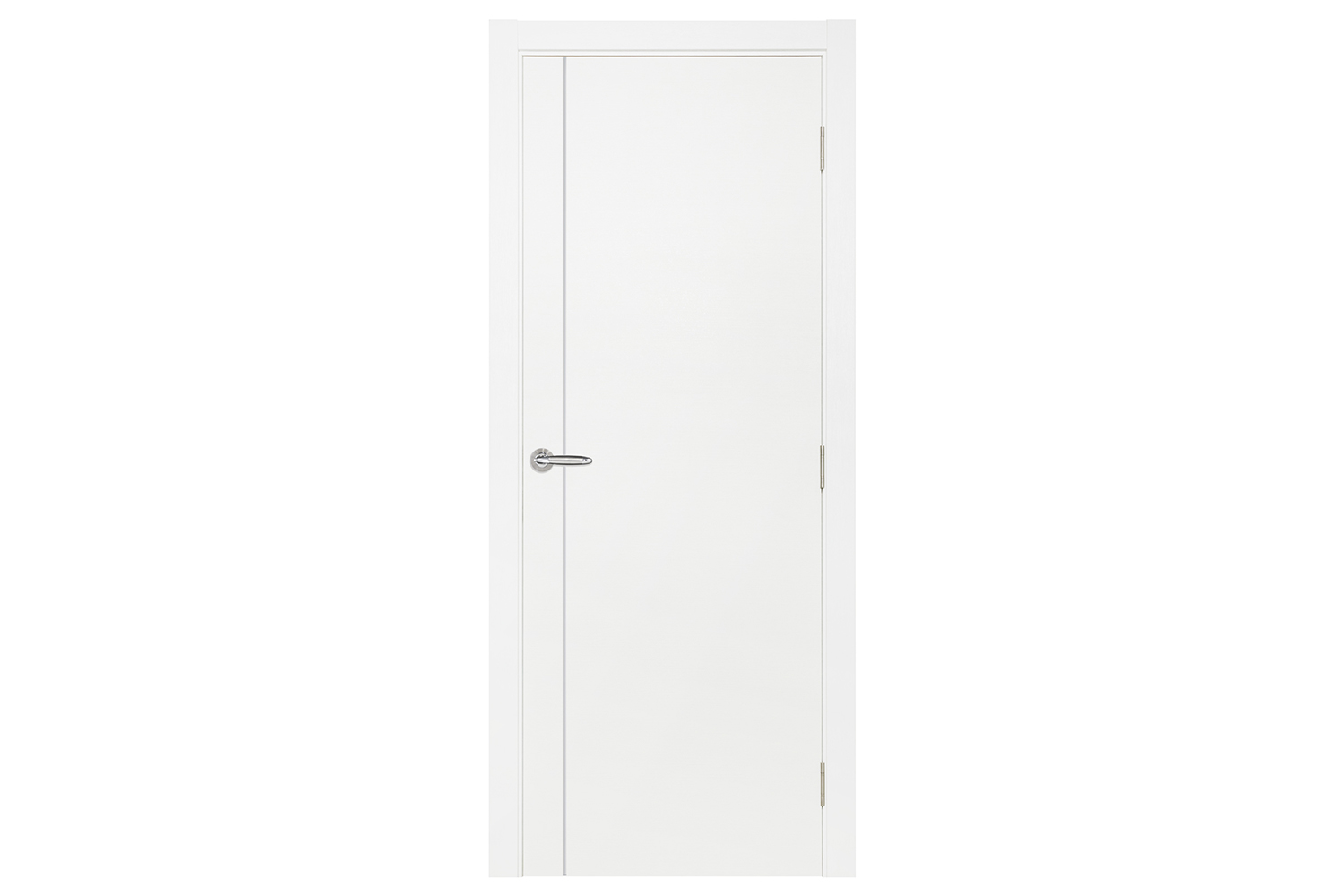 Smart 003 White Cortex Wood Interior Door