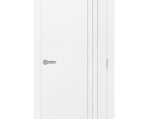 Smart 005 White Cortex Wood Interior Door