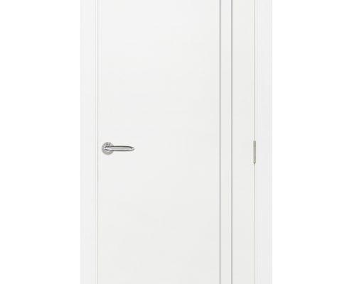Smart 006 White Cortex Wood Interior Door