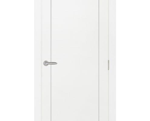 Smart 008 White Cortex Wood Interior Door