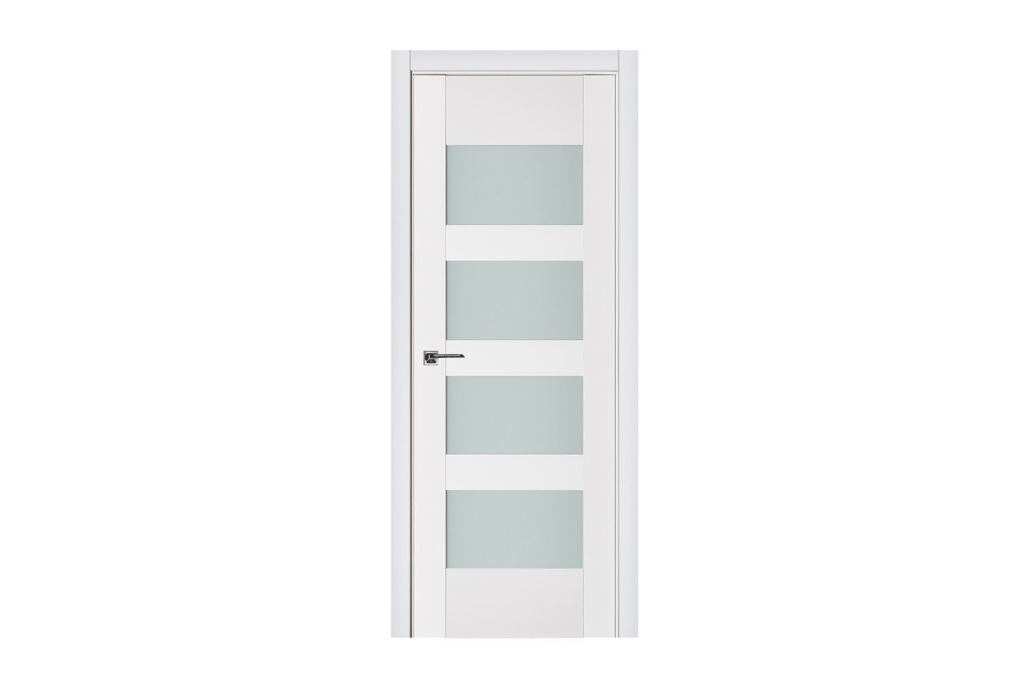 Triplex 035 White Wood Lacquered Modern Interior Door  sc 1 st  Nova Hardware & Triplex 035 White Wood Lacquered Modern Interior Door u2013 Nova ...