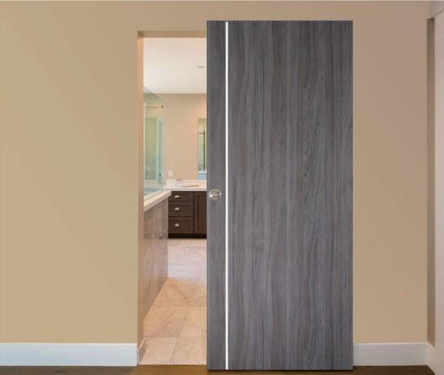 Italia Flush Interior Doors Series.